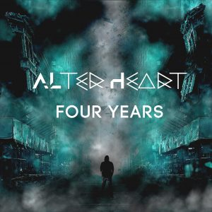 Alter Heart Four Years Album Cover